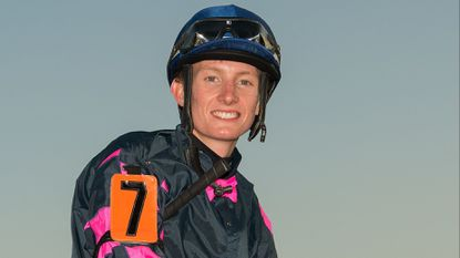 Trevor McCarthy, 25, finished the 12-day Preakness Meet stand with 13 wins.