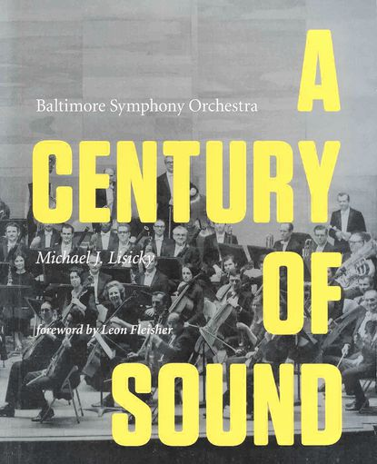 Two new books reflect Baltimore's musical history