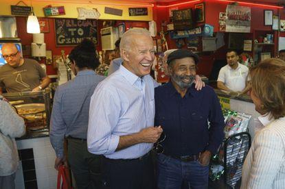 Some Democrats seeking diversity frustrated by Joe Biden's 2020 bid: 'I'm over white men running the country'