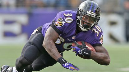 The Ravens need running back Bernard Pierce to step up during the rest of the regular season.