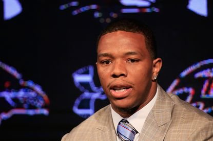 Former Ravens running back Ray Rice is seeking more than $3.5 million from the team.