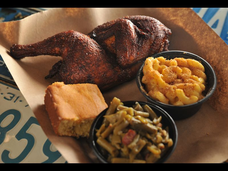 Mission BBQ brings its patriotic (and delicious) barbecue to Canton