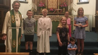 Religion briefs: Immanuel Lutheran receives donation, plans to start pantry
