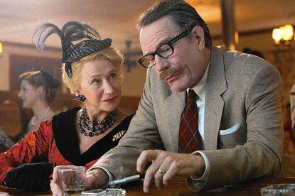 Bryan Cranston plays blacklisted writer Dalton Trumbo as Walter White in 'Trumbo'