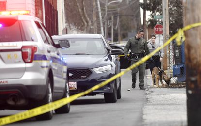 An alleged knife attack near the intersection of Winters and Ralph streets that was reported in Westminster on Jan. 24 was likely unfounded, police now say.