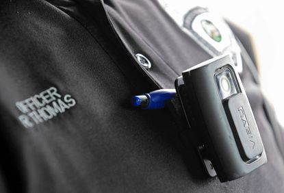 A Howard County community policing task force is recommending a body camera pilot program.