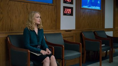 "Patricia Clarkson in ""House of Cards."""