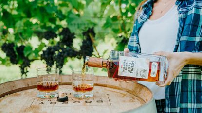 Port Finish Rye Whiskey from Sagamore Spirit and Boordy Vineyards will hit stores later this month.