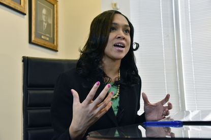 A U.S. District Court judge has dismissed a federal lawsuit against Baltimore State's Attorney Marilyn Mosby, which was filed by a former prosecutor alleging she was fired for political reasons.