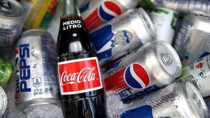 A new ordinance in Baltimore bars city restaurants from including sodas and other sugary drinks on kids' menus.