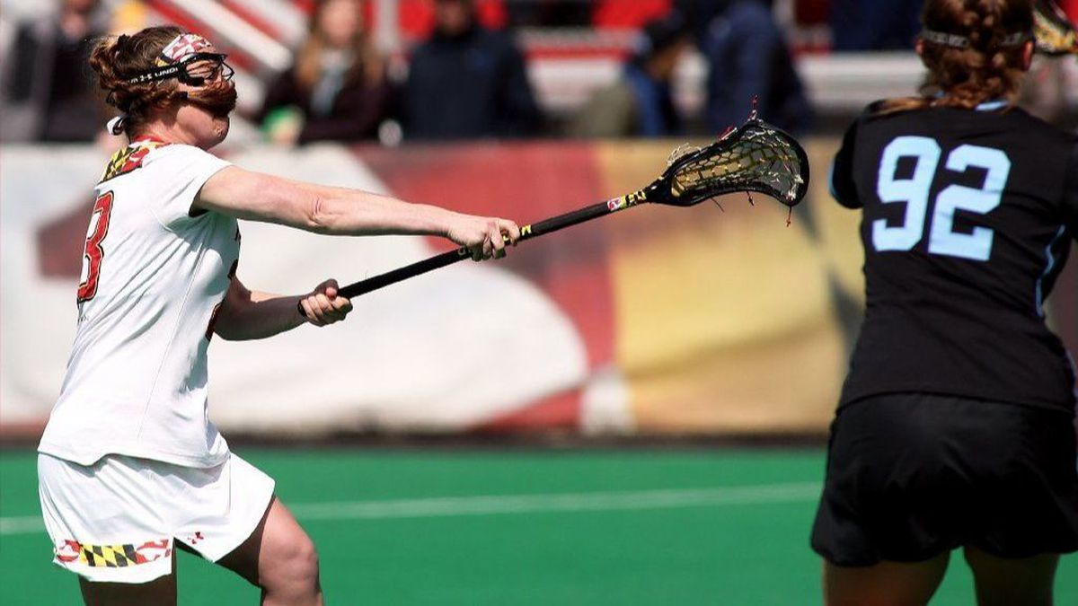 Free Movement In College Women S Lacrosse Sparks Even Faster Pace Baltimore Sun