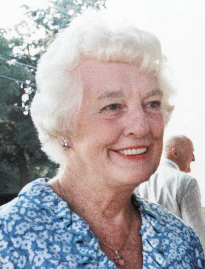 """Katharine K. """"Kitty"""" Naylor, worked at Roland Park dress shops"""