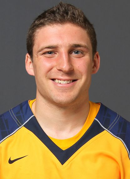 B.J. Grill, lacrosse player of the week from Marquette.