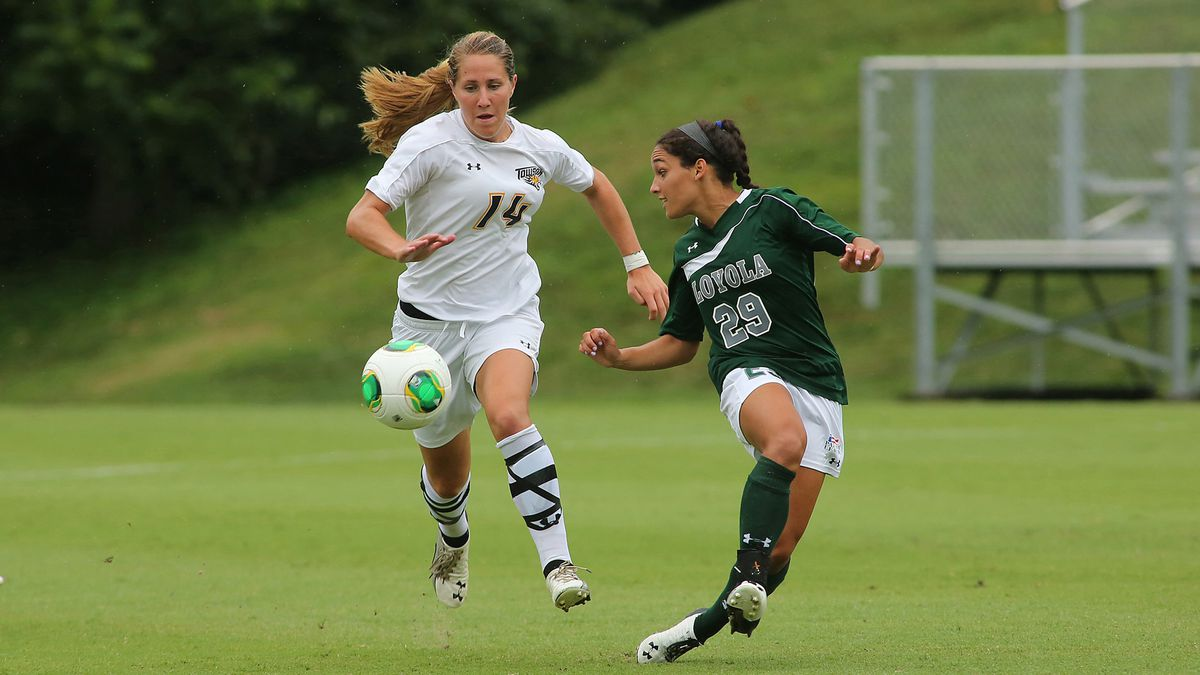 womens non conference soccer action - 1200×675