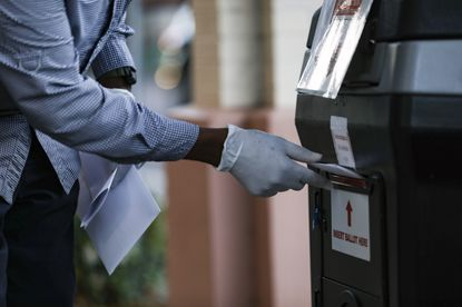 Vote by mail makes sense during certain races in a pandemic, but needs to be examined further for other elections.