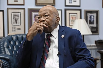 Rep. Elijah Cummings has been in office a long time, but Baltimore's problems go back much farther.