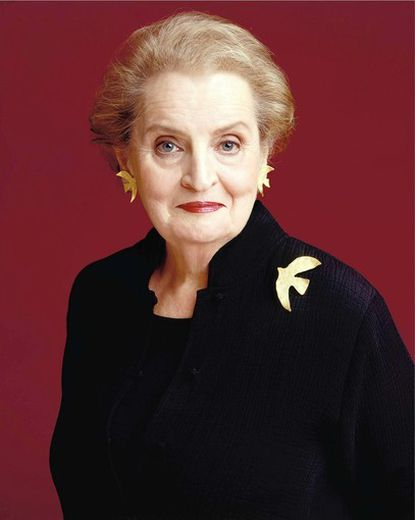 With new book, Madeleine Albright sheds light on long-hidden family secrets