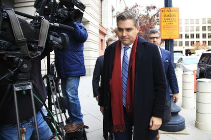 Trump administration defends its case against CNN's Jim Acosta