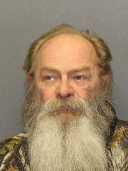 James Dwight Adams, of Bel Air, is facing multiple counts of illegally possessing firearms and ammunition.
