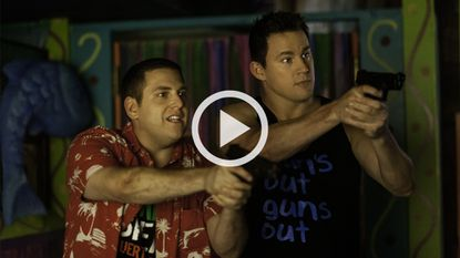 "Official trailer for ""22 Jump Street."""