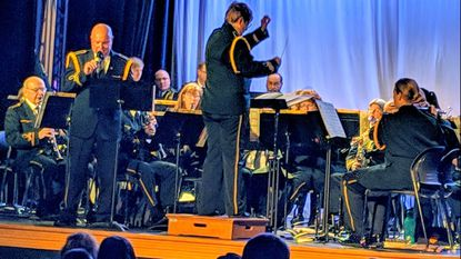 Dayhoff: A performance by the Westminster Municipal Band steps off the Christmas season