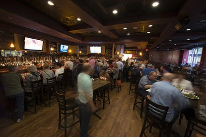 The Baltimore edition of Federal Taphouse will feature an open, beer-hall style floor plan, similar to its predecessors in Harrisburg and Lancaster.