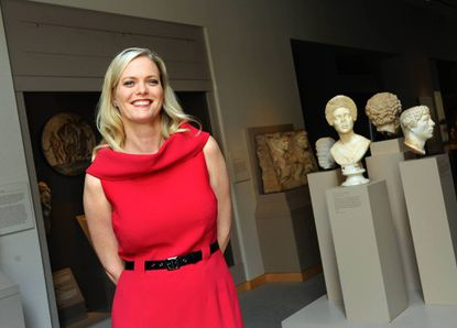 Julia Marciari-Alexander started full-time as the new director of the Walters last week.