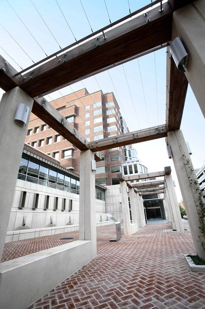The David Koch Cancer Research Building