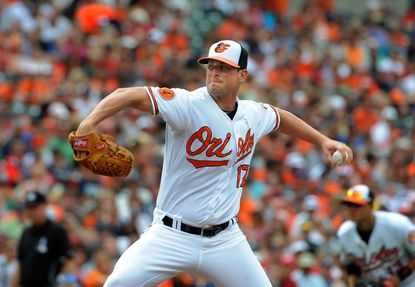 Brian Matusz could have a role facing the Royals' tough lefties in the ALCS.
