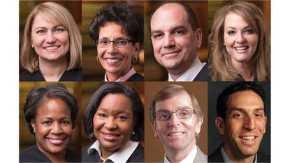Eight candidates are vying for judgeship