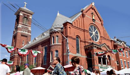Head down to Little Italy for the Annual Feast of St. Gabriele Italian Festival.