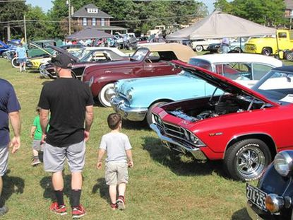The Chesapeake Region of the Antique Automobile Club of America will be hosting its annual Autumn Harvest Collector Car Show on Saturday, Sept. 28.