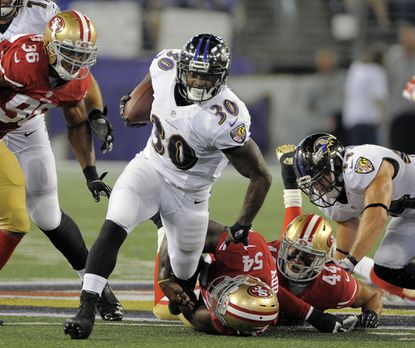 Ravens making the red zone a focus this preseason