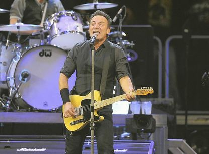 """The Boss returns to D.C. Sept. 14, when Bruce Springsteen & The E Street Band play Nationals Park. Concert information: <a href=""""http://findlocal.baltimoresun.com/listings/bruce-springsteen-and-the-e-street-band-washington-d-c""""> Bruce Springsteen &amp; The E Street Band at Nationals Park Sept. 14</a>"""
