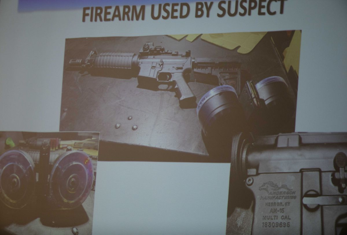 Type of assault weapon used in Dayton, Ohio, shooting isn't banned