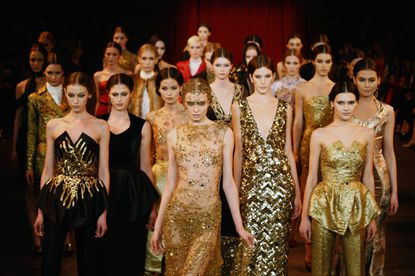 Fashion Week wraps up in New York City