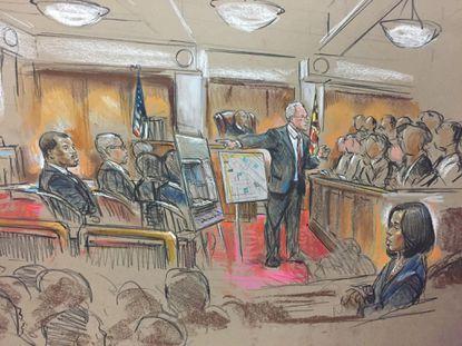 Officer William G. Porter trial recap: Day 3