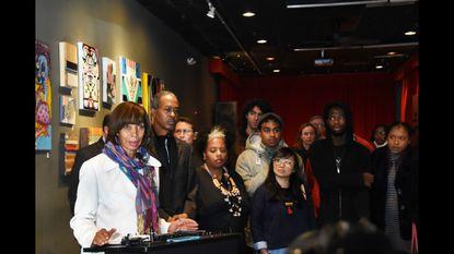 Pugh announces a Safe Arts Space task force, includes artists, developers, more