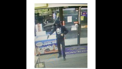 Westminster Carroll Mart robbed at gunpoint
