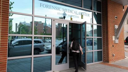 The Medical Examiner's Office in Baltimore faces a staffing shortage that puts its accreditation at risk.