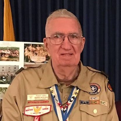 """Ralph E. """"Dusty"""" Miller Jr. completed two tours of duty as a Marine in Vietnam."""