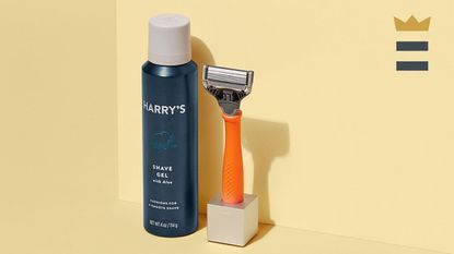 Harry's Shave Club offers razors with replaceable blades, which is better for the environment and also means a higher-quality razor handle compared to disposable drugstore options.