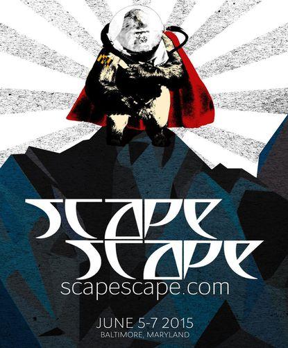 City Paper's Scapescape 2015 itinerary