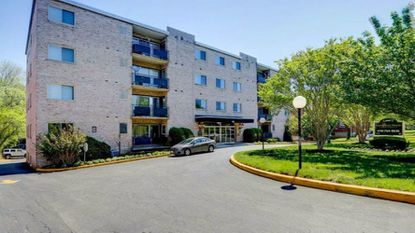 Canterbury House Apartments in Northwest Baltimore sold for $4.6 million.