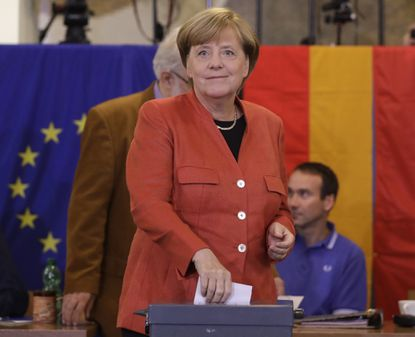 Merkel's challenge
