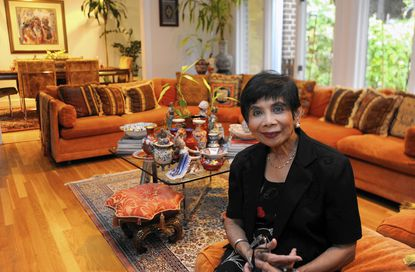 Fe T. Reyes-Dollete is an ardent collector of decorative arts, a traveler and a member of a ballroom dancing group. The Towson home she shares with her husband, Rudy Dollete, is the ideal venue for all three pursuits.