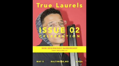 Celebrate the second print issue of True Laurels this Friday