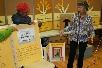 'My Grandmother's Trunk' unlocks trove on black life