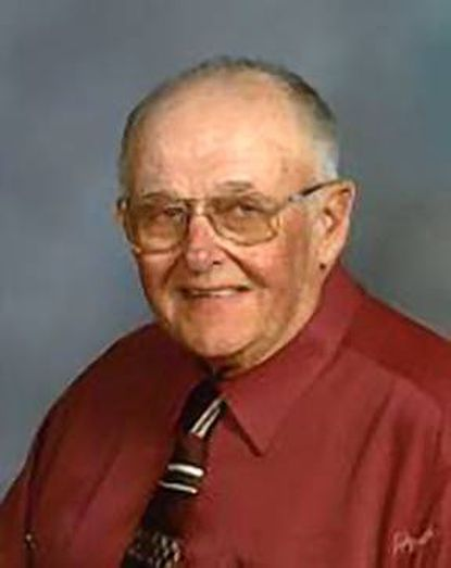 George E. Tyson died in a farm accident Monday.