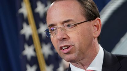 Deputy Attorney General Rod Rosenstein is expected to leave his position after Trump's attorney general nominee, William Barr, is confirmed by the Senate.